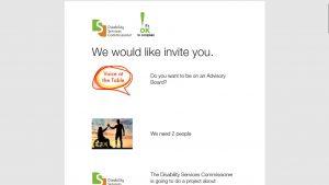 Invitation: DSS Abuse Prevention